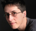 Alison Bechdel, author of the popular Dykes to Watch Out For series