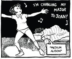 medium alison